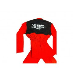 Combinaison d'atelier Brembo Rouge et Noire