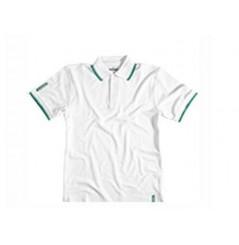Polo Homme Motorex Team 2014 blanc et vert