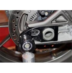 Pions / Diabolo de levage déporté racing R&G pour BMW S1000XR (15-19)