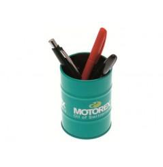 Pot à crayons - Fût d'huile Motorex