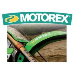 Autocollant de Garde boue Motorex 270x40mm