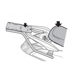 Support Top Case Shad pour N-Max 125 (15-20)
