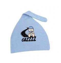 Bonnet Bébé GAZZ bleu
