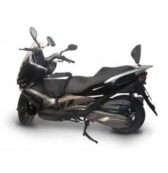 Dosseret Scooter Shad pour Kawasaki J125 (16-17) J300 (13-19)