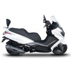 Dosseret Scooter Shad pour Downtown et Dink Street, 125 et 300 de 2015