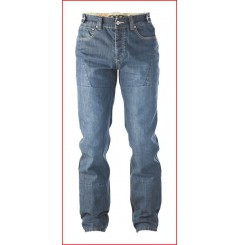 Pantalon Moto Textile Homme Ixon Dustin C - Sizing Bleu
