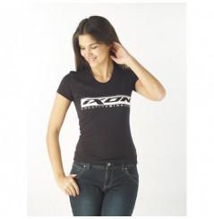 T-Shirt femme Mob noir / blanc