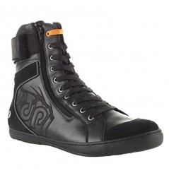 Bottines Moto 1964 Shoes Indy Noire
