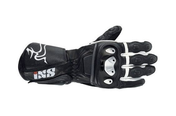 gants moto racing ixs skywave noir blanc street moto piece. Black Bedroom Furniture Sets. Home Design Ideas