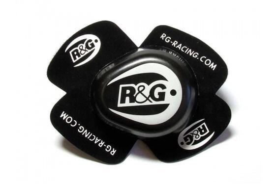 Sliders Genoux Aero R&G Noir