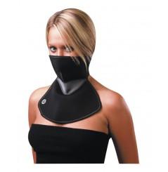 Tour De Cou - Plastron Néoprène Moto Oxford Facemask Noir