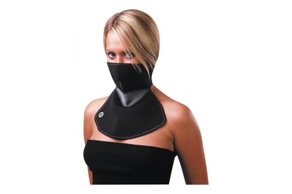 tour de cou plastron n opr ne moto oxford facemask noir street moto piece. Black Bedroom Furniture Sets. Home Design Ideas