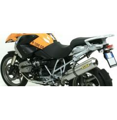 Silencieux ARROW Maxi Race-Tech pour R1200GS (06-09)