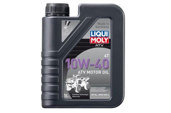 Huile LIQUI MOLY 10W40 Quad / ATV 100% Synthèse 1 Litre