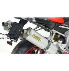 Silencieux ARROW Race-Tech pour RSV1000 (04-08)