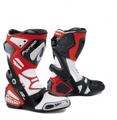 Bottes Moto Racing Forma Ice Pro Rouge