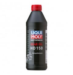Huile de Boite LIQUI MOLY Motorbike GEAR OIL HD 150 100% Synth 0.5L - PROMO -50%