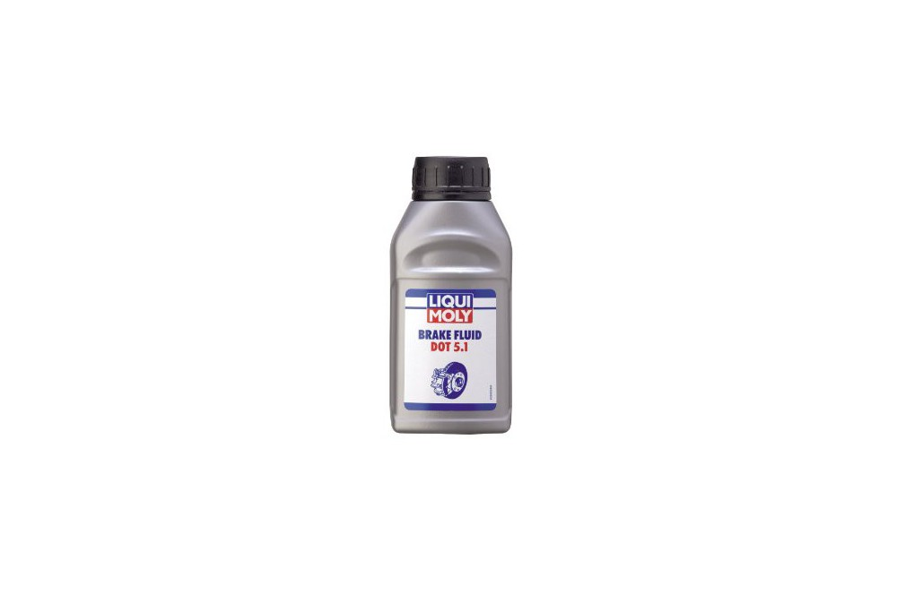 liquide de frein liqui moly brake fluid dot5 1 250ml street moto piece. Black Bedroom Furniture Sets. Home Design Ideas