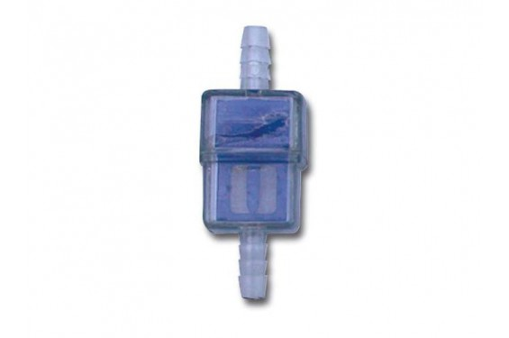 Filtre à essence carré longueur 62mm