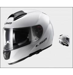Casque Moto LS2 VECTOR EVO Blanc