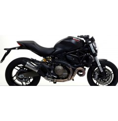 Silencieux ARROW Jet Race pour Ducati 821 Monster (14-15)