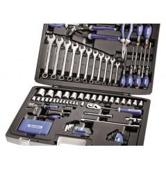 Malette de maintenance 124 pièces Multi-outils Expert Stanley
