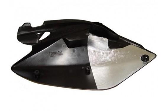 Plaque pare-chaleur adhésive 250x200 Blackbird