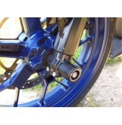 Roulettes de protection de fourche R&G pour Aprilia RS125 (06-09)