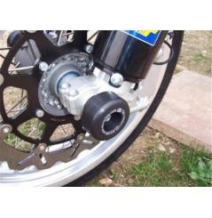 Roulettes de protection de fourche R&G pour Aprilia SXV450 - 550 (06)