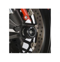 Roulettes de protection de fourche R&G pour Aprilia Dorsoduro et Shiver 750 (07-17)