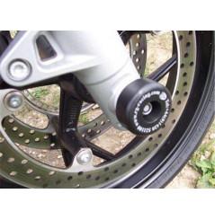 Roulettes de protection de fourche R&G pour BMW F800R - F800S (06-15)