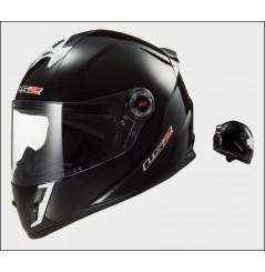Casque Moto LS2 FF392J KID SOLID Noir