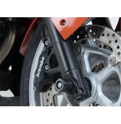 Roulettes de protection de fourche R&G pour BMW F800GT (13-16)
