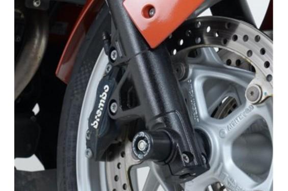 Roulettes de protection de fourche R&G pour BMW F800GT (13-18)