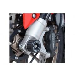 Roulettes de protection de fourche R&G pour Honda VFR800 (14-15)