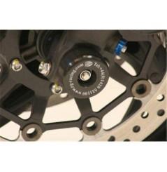 Roulettes de protection de fourche R&G pour Honda CB1000R (08-17) - CB1100 (08-18)