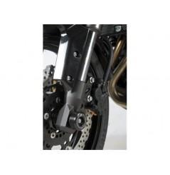 Roulettes de protection de fourche R&G pour Kawasaki Versys 650 (06-14)