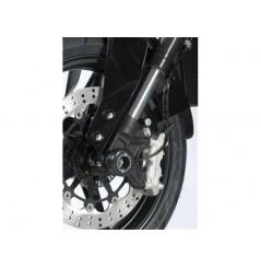 Roulettes de protection de fourche R&G pour KTM 690 Duke et R (12-16)