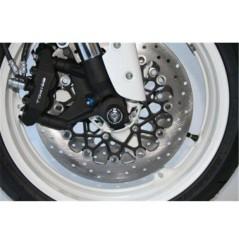 Roulettes de protection de fourche R&G pour GSXR 600 (06-10) GSXR 750 (06-10) GSXR 1000 (05-11)