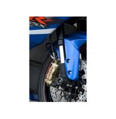 Roulettes de protection de fourche R&G pour Suzuki GSX-R 1000 (12-19)