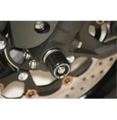 Roulettes de protection de fourche R&G pour GSX1340R Hayabusa (08-18) GSX1340 B-King (07-12)