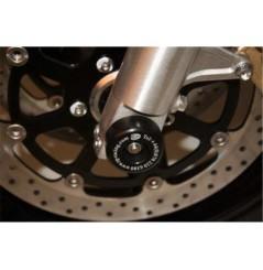 Roulettes de protection de fourche R&G pour Suzuki GSX1400 ('01-08)