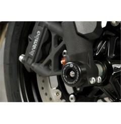 Roulettes de protection de fourche R&G pour Triumph SpeedTriple 1050 (11-15)