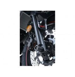 Roulettes de protection de fourche R&G pour YZF-R3 (15-20) MT-03 (16-20) MT-125 (14-19)
