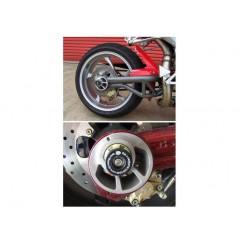 Roulettes de Bras Oscillant R&G pour Benelli TNT et Tre K 1130 (04-12)