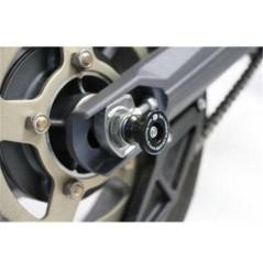 Roulettes de Bras Oscillant R&G pour BMW G650 GS (10-11) X Challenge (07-12) X Country (07-09) X Moto (07-12)