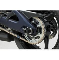 Roulettes de Bras Oscillant R&G pour BMW S1000R (14-18) S1000RR (09-18) S1000XR (15-18)