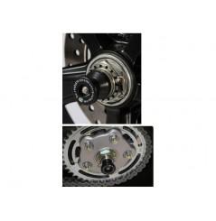 Roulettes de Bras Oscillant R&G pour 748 - 796 Monster et Hypermotard - 848 et Streetfighter (94-12)