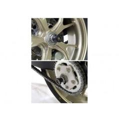 Roulettes de Bras Oscillant R&G pour Ducati 1100 Monster (09-12)