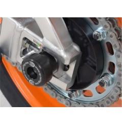 Roulettes de Bras Oscillant R&G pour CBR600 RR (13-17) CBR1000 RR Fireblade (08-16)